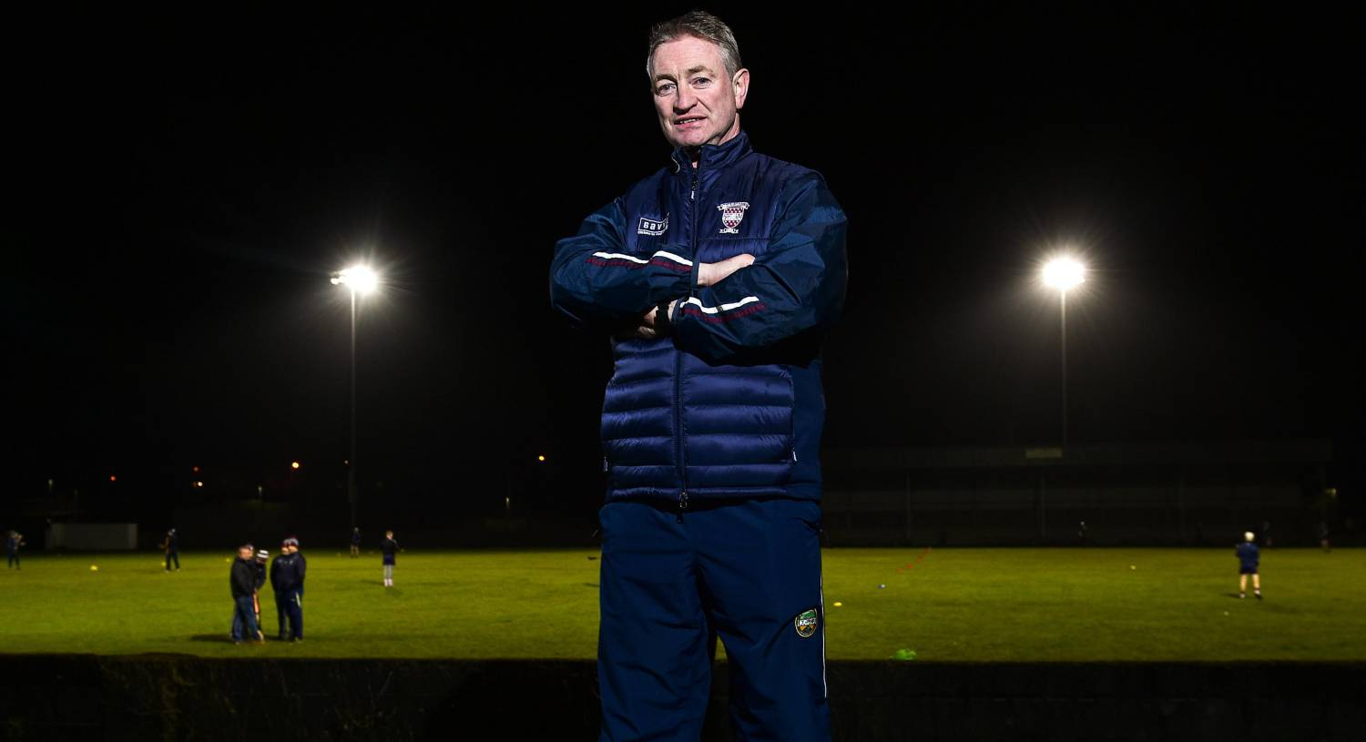 Johnny Kelly: 'If social distancing is in place, it doesn't matter if you are club or county'
