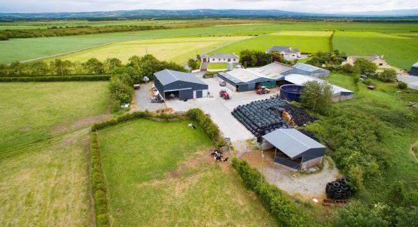 €1.25m sought for rare large dairy farm in North Kerry