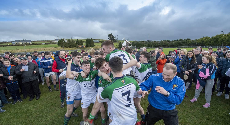 Kerry star Walsh helps steer Limerick school to Munster glory