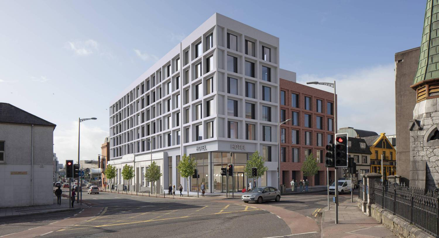 Decision due within a week on MacCurtain Street hotel plan at Coliseum site