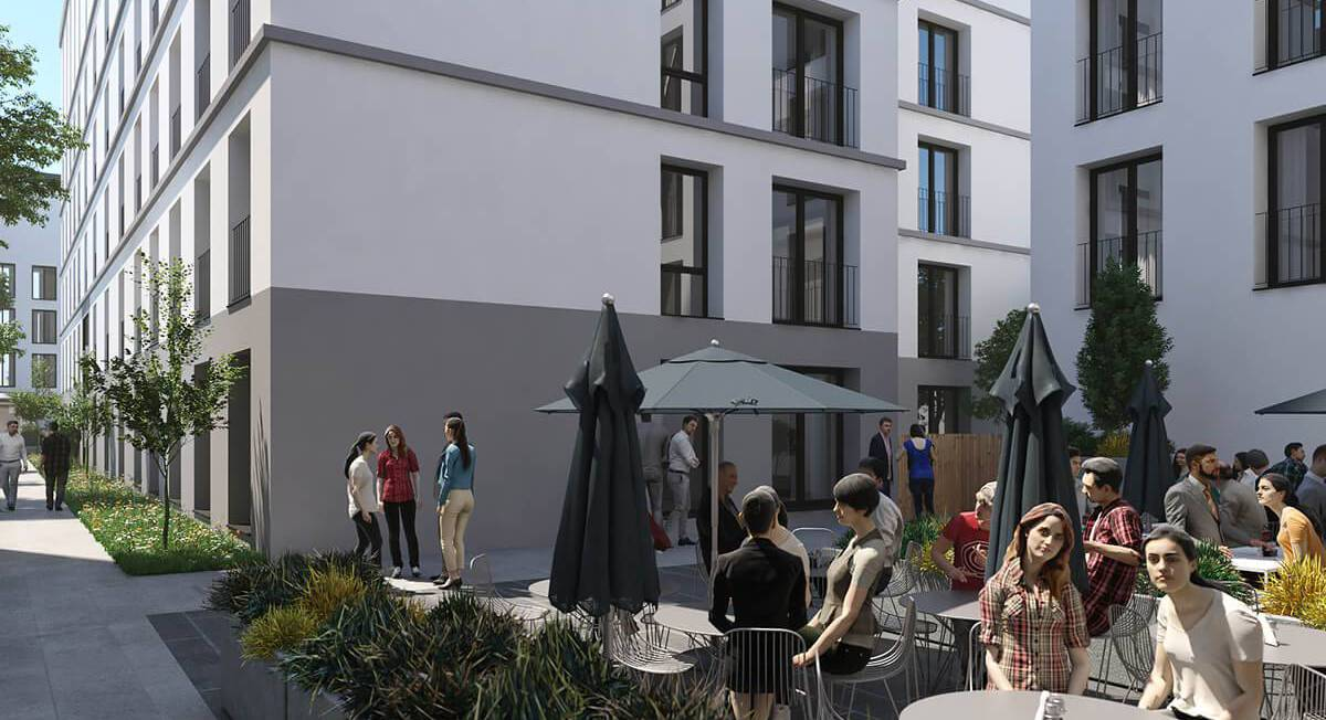 Planning for student apartments fast tracked