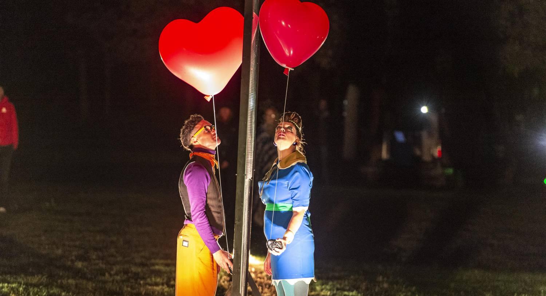 Midsummer Moments: Corcadorca Theatre makes 'Contact'