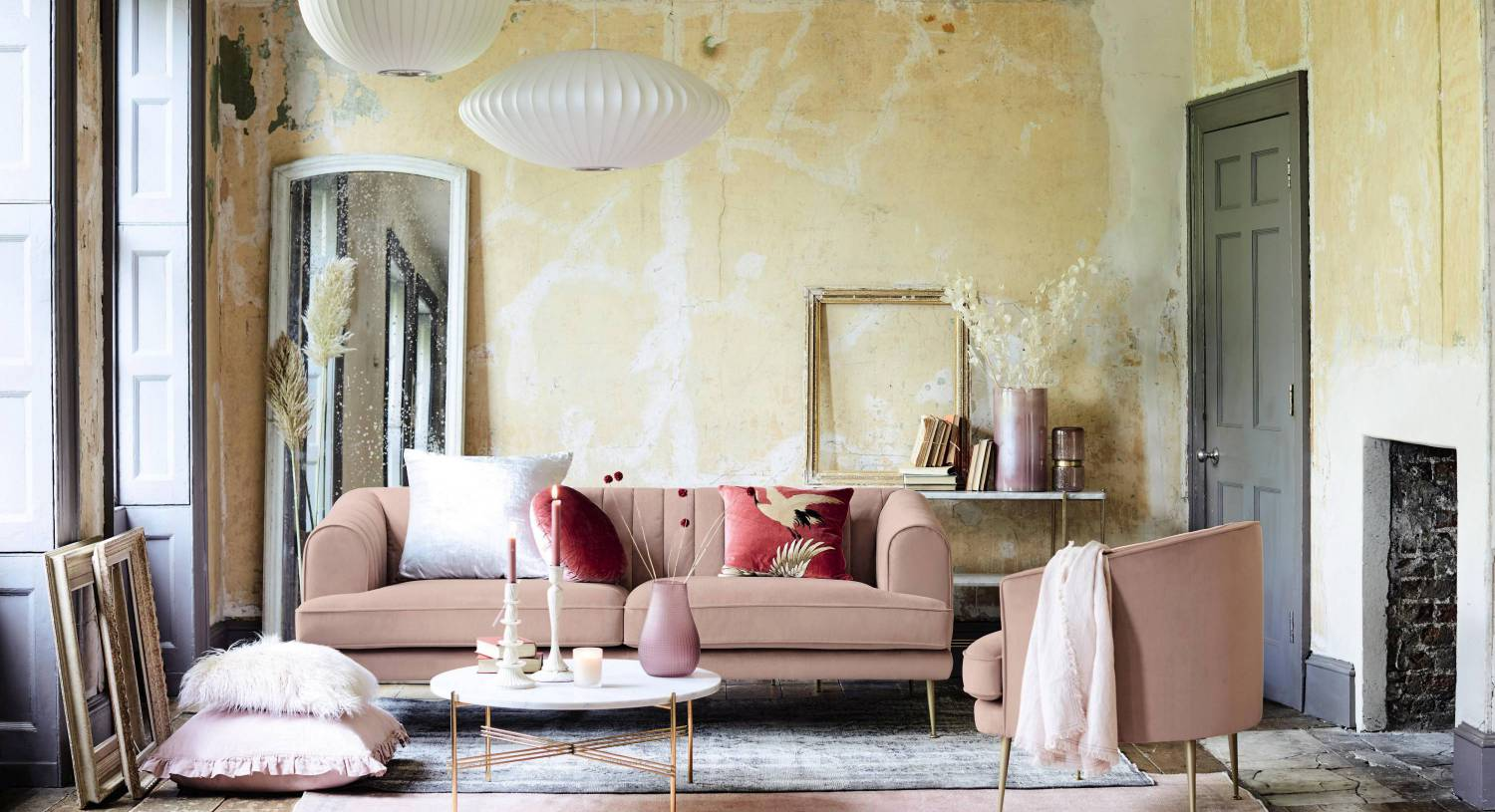 More time at home offers a chance to consider how we buy for our interiors