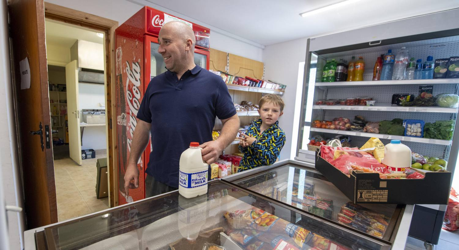 Tony Leen: Where a shop opening is a heartbeat, not a hard sell