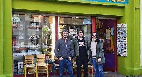 We Sell Books: From Lego to philosophy, variety is key for Universal Books in Letterkenny