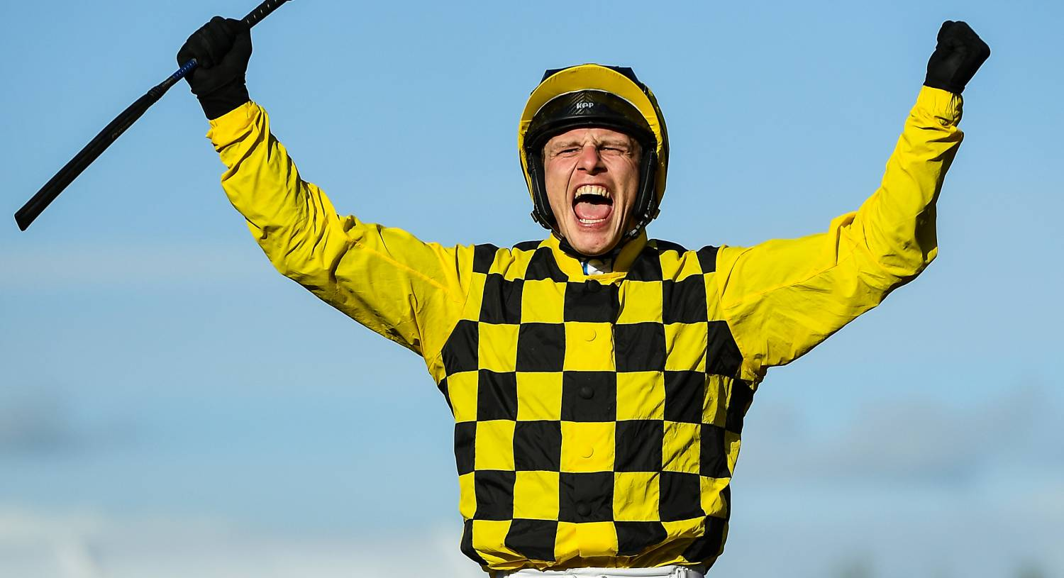 Paul Townend: 'Growing up, jockeys were everything to me'