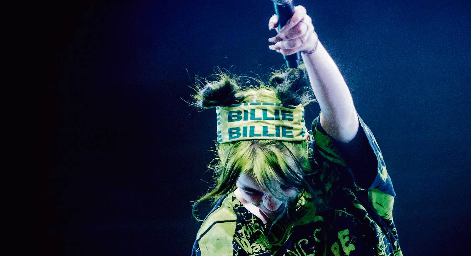 Billie Eilish defies your expectations and sings her own life story