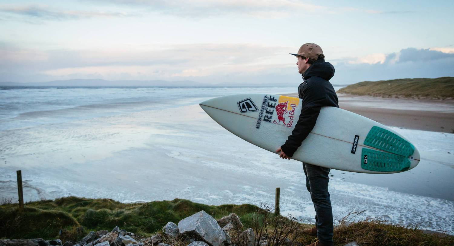 Question of Taste: Conor Maguire, big wave surfer