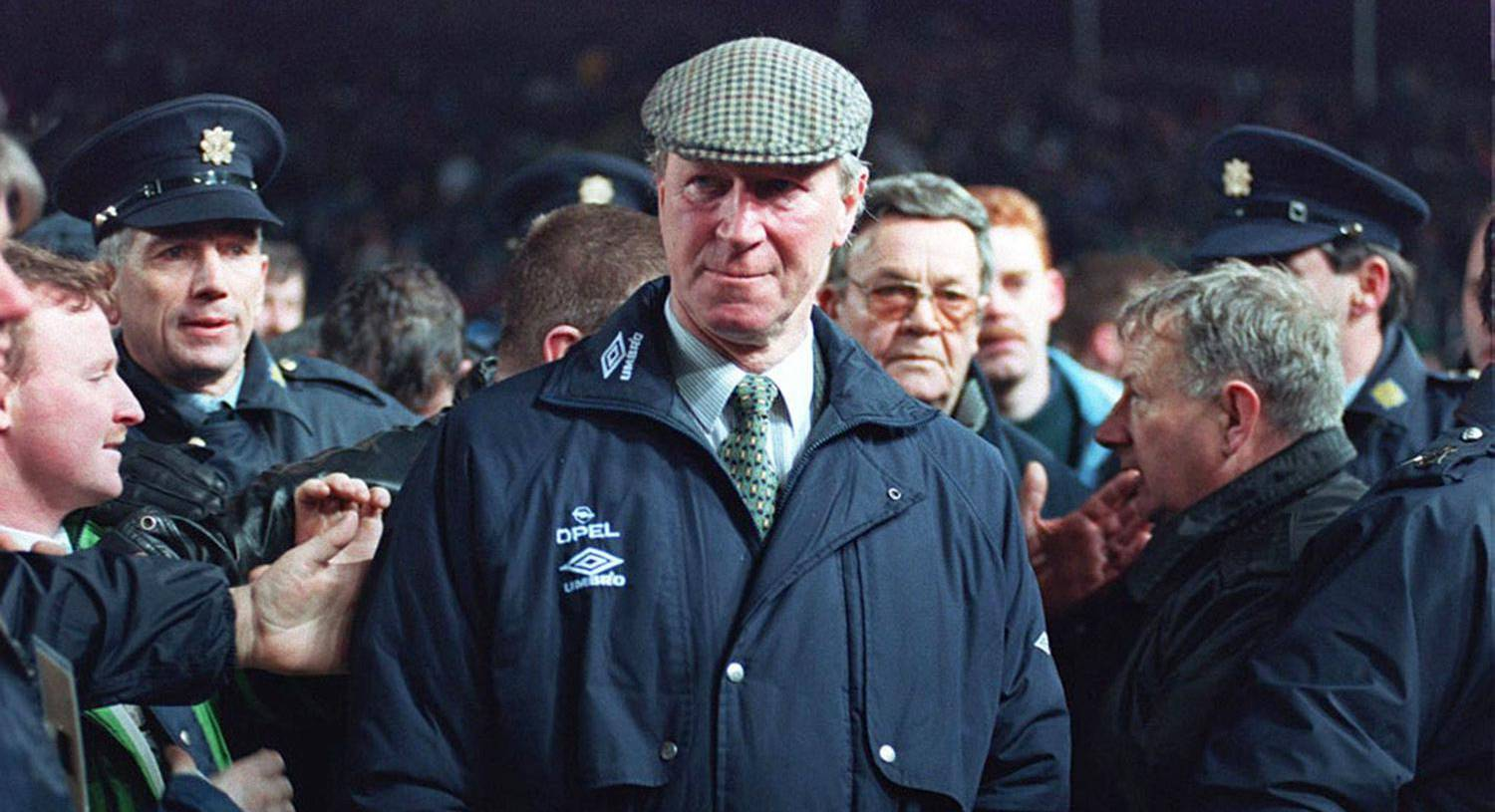 Jack Charlton dies aged 85 after battle with lymphoma and dementia