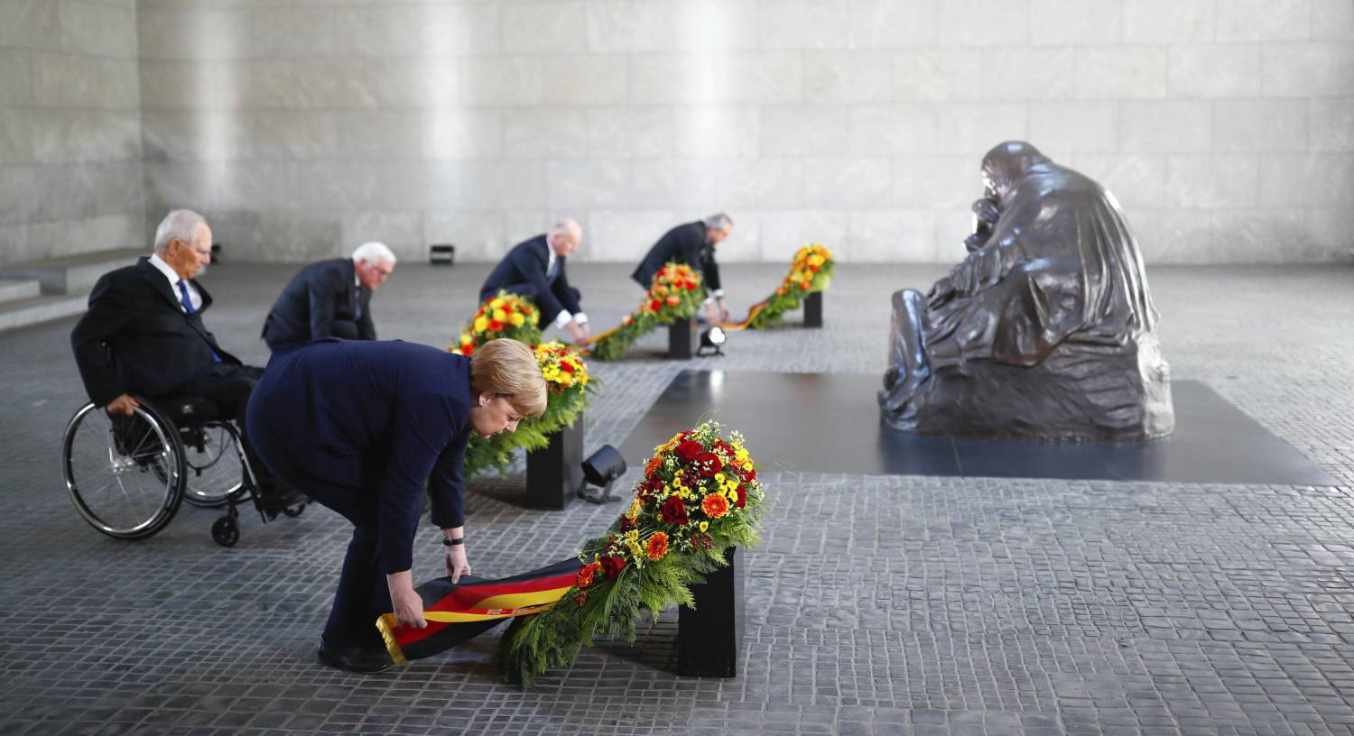 Fergus Finlay: Powerful, presidential: Germany can only be loved by broken heart