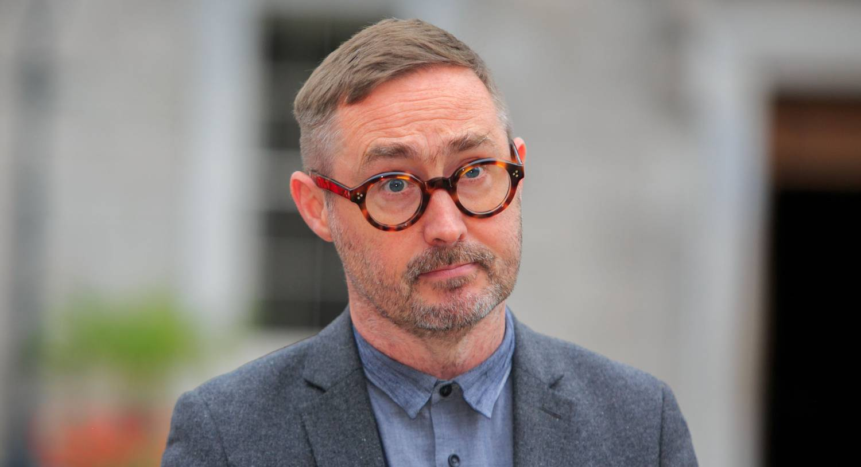 Sinn Féin spokesperson on housing Eoin Ó Broin. Picture: Gareth Chaney/Collins