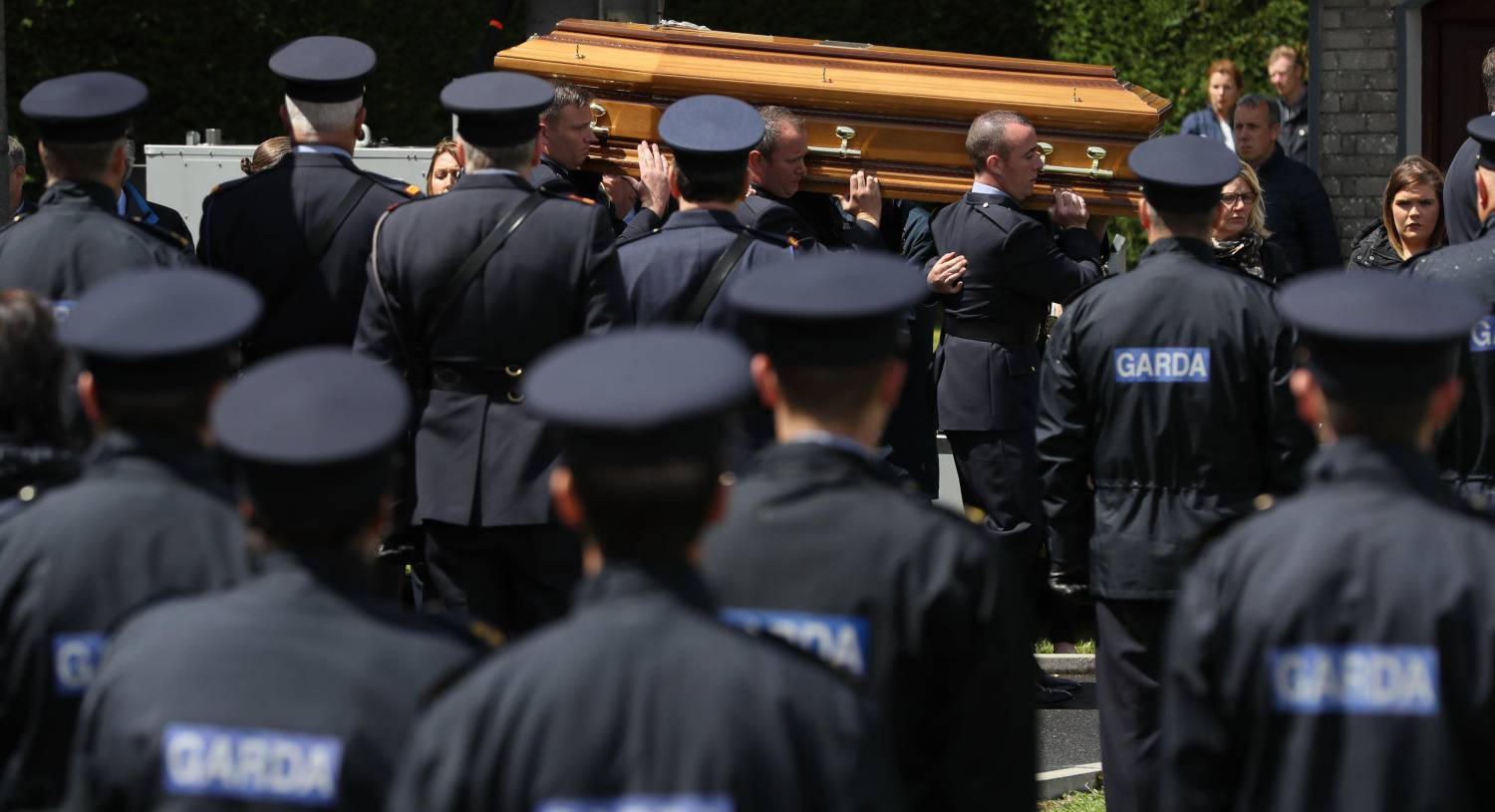 Dáil pays tribute to 'loyal friend' and 'brave colleague' Colm Horkan