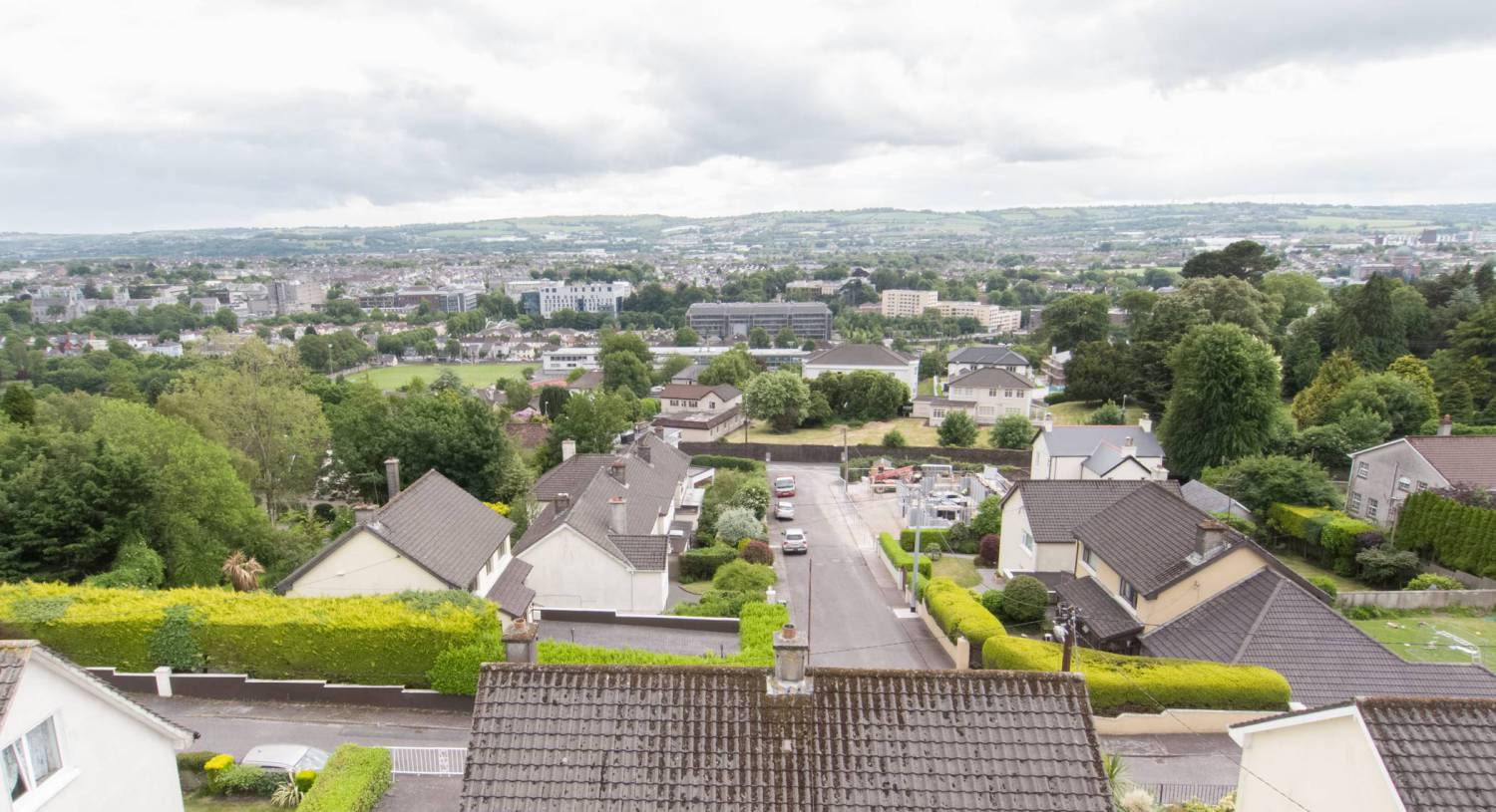 High aspirations in Cork city for €520,000