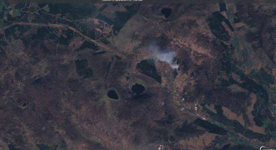 Satellite images reveal devastating impact of wildfires