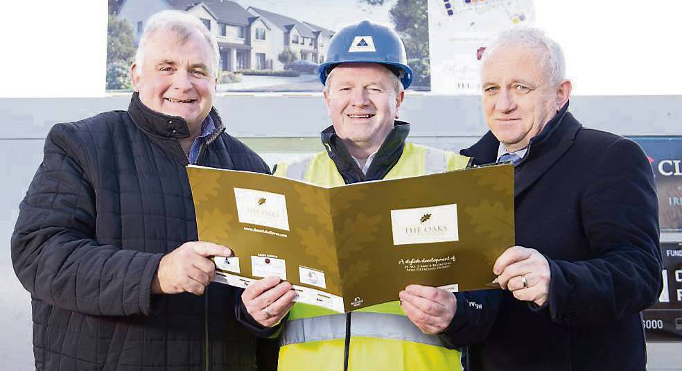 Familiar faces behind Frankfield's first housing development in 20 years