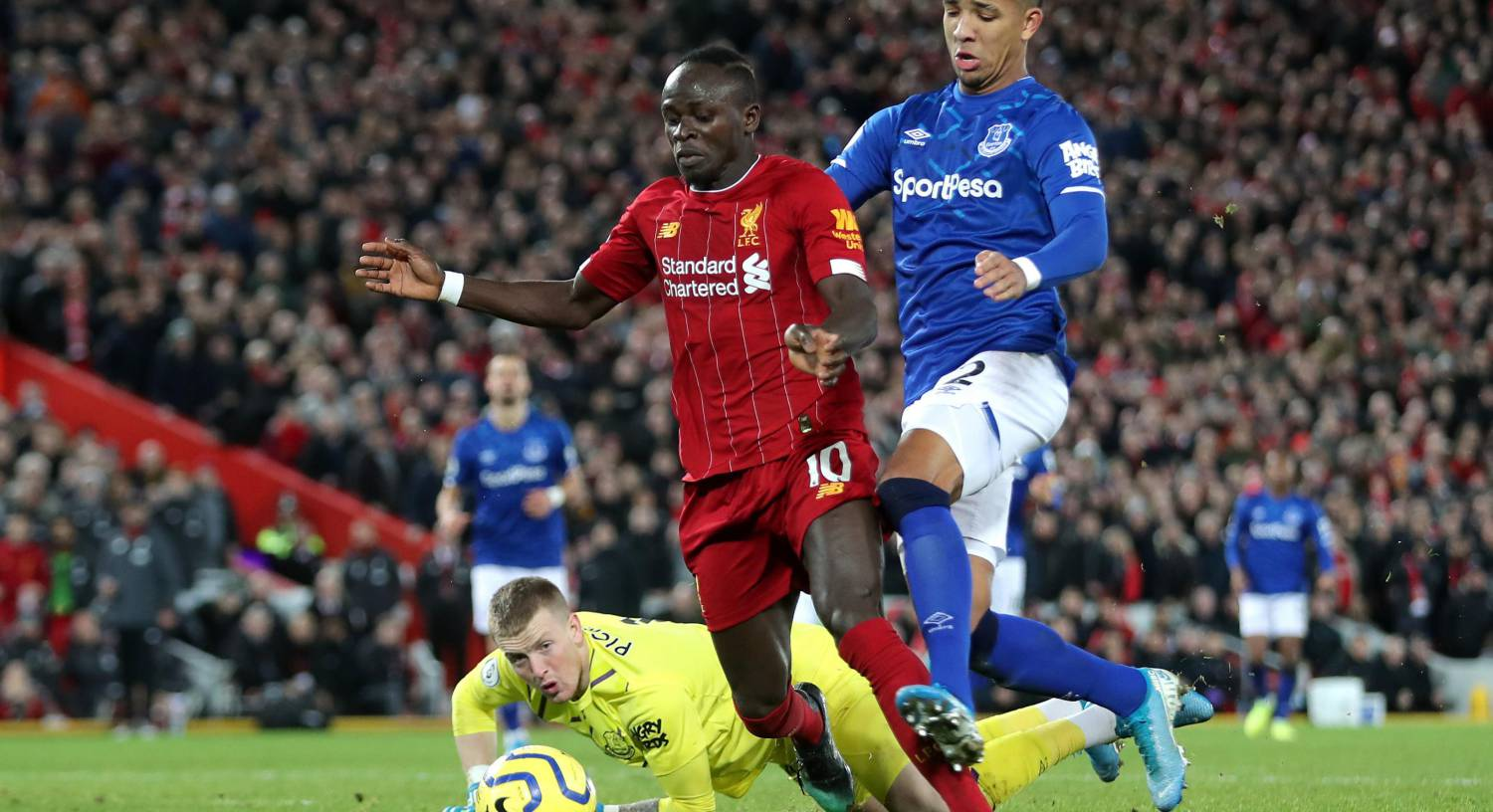 Premier League TV schedule: Everton v Liverpool among games to be ...