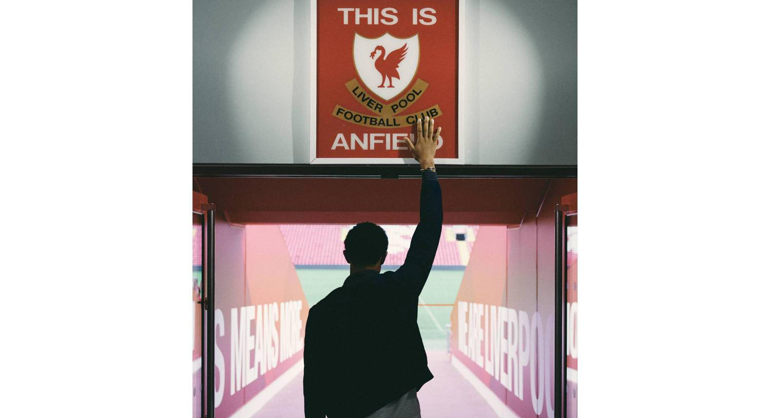 Paul Rouse: Even when empty, Anfield retains a special aura