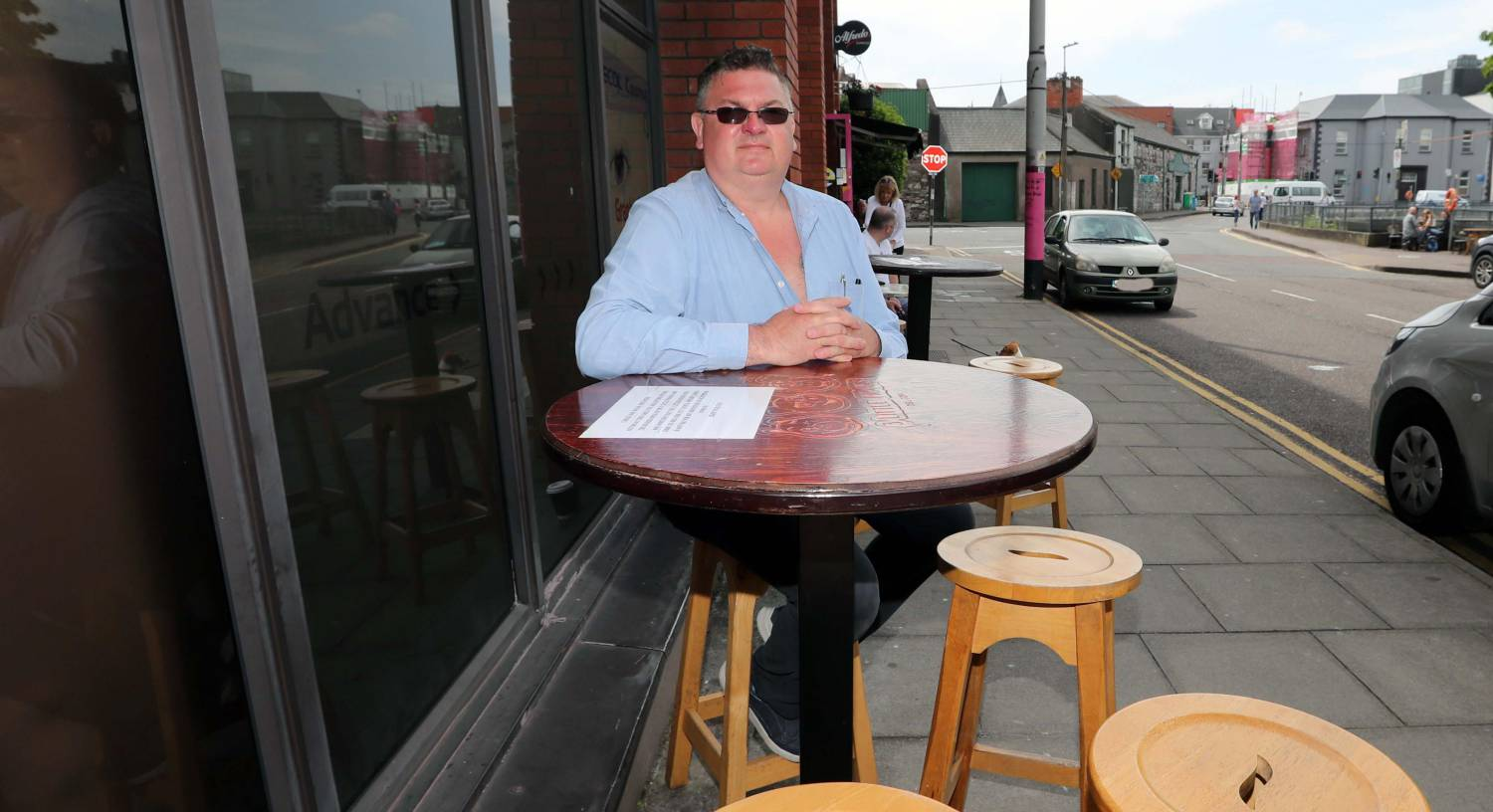 Cork gets a taste for on-street eating with more dining zones planned