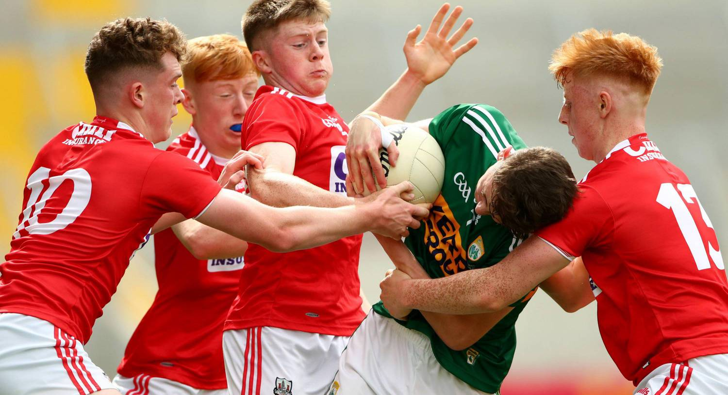 All-Ireland minor champions Cork to face Kerry in winner-takes-all Munster semi-final