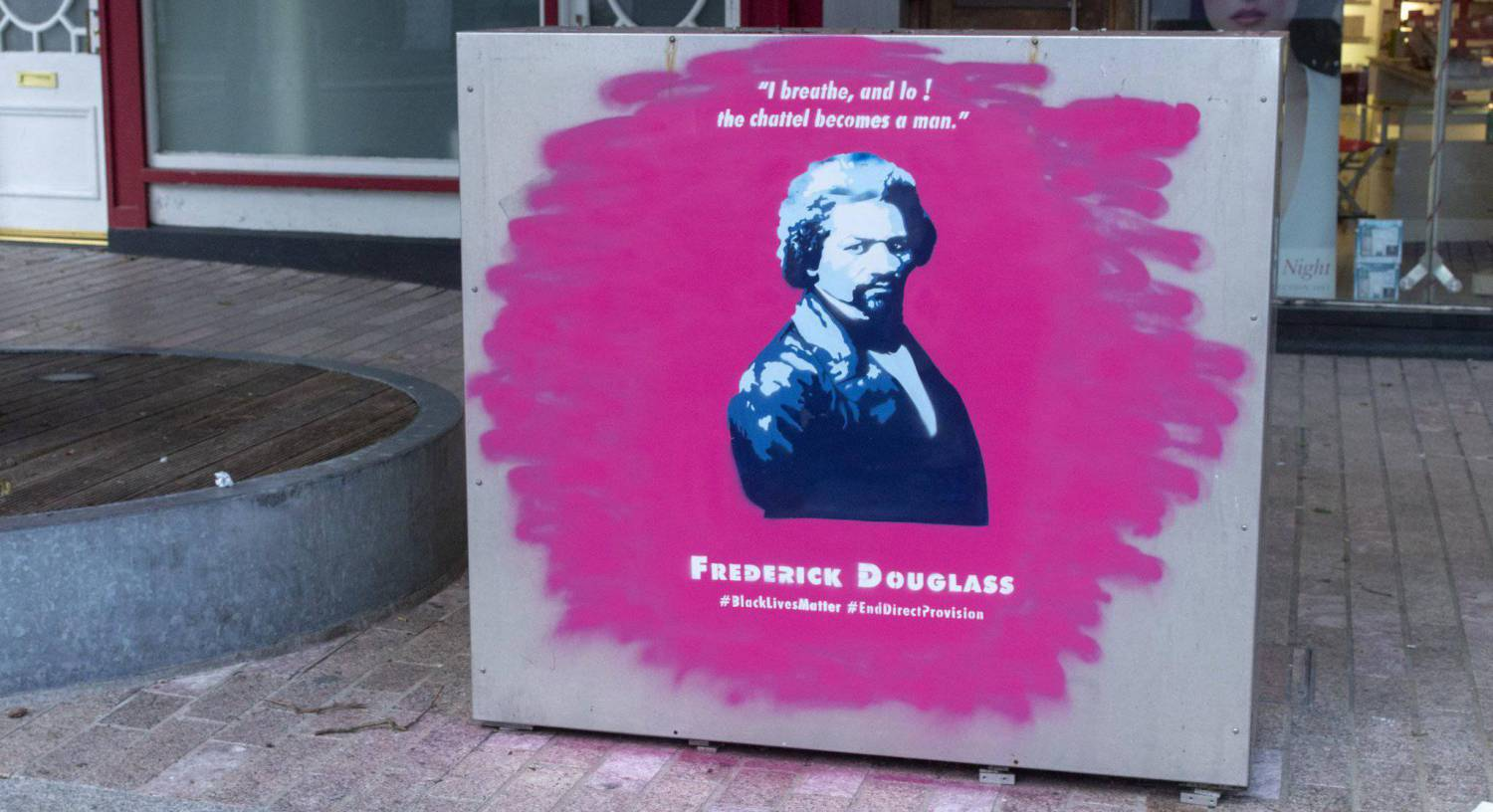 Terry Prone: Statue to Douglass would be a beacon of anti-racism in Ireland