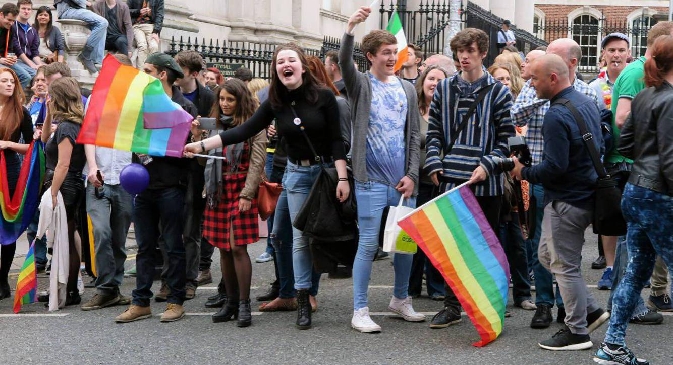 The day that changed Ireland forever: Colm O'Gorman looks back at five years since the marriage referendum