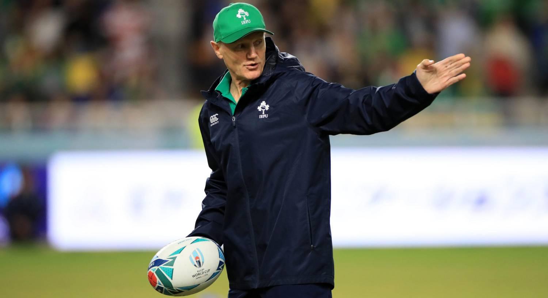 Joe Schmidt: Biennial tournament a better way of finding top team than Rugby World Cup