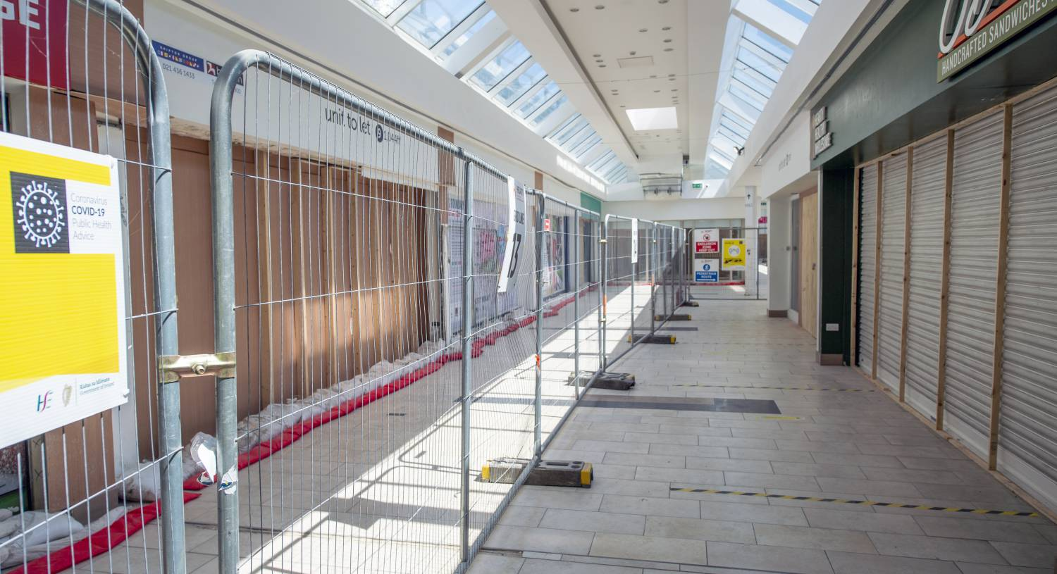 Sitewatch: Douglas Village Shopping Centre to re-open in November
