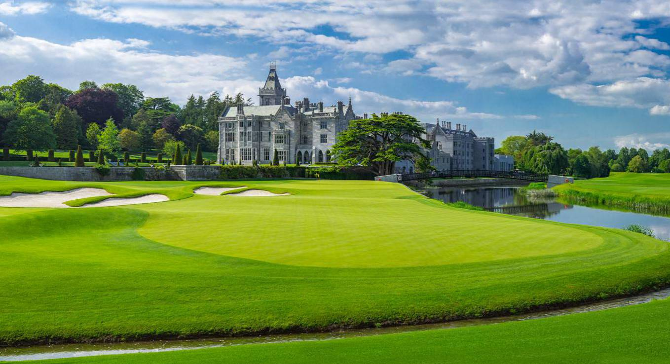 One-year wait, but Adare Manor now gains a centenary Ryder Cup