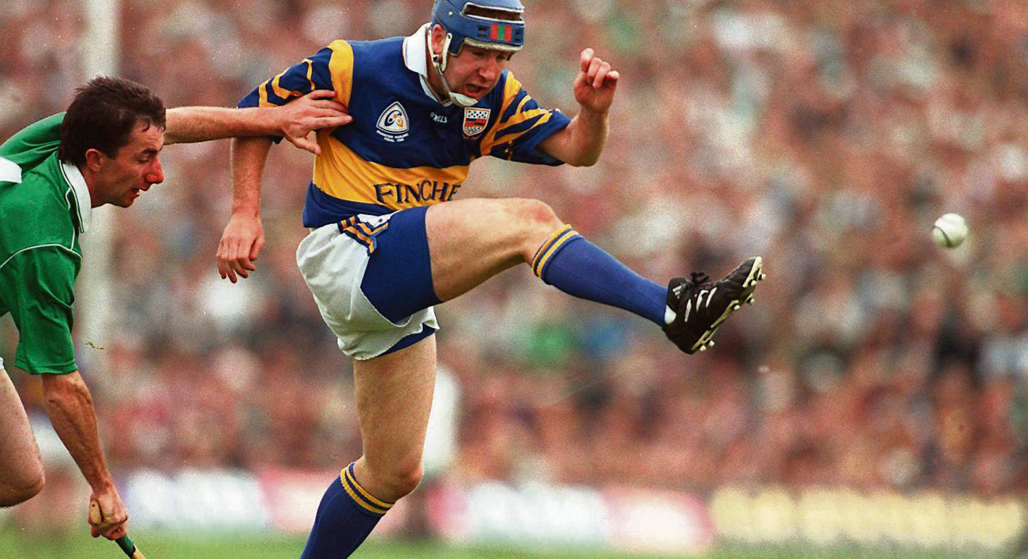 Sean Kelly: It's a knockout: Throwback Championship may be needed