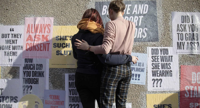 Clodagh Finn: Why respect for women should start in locker room