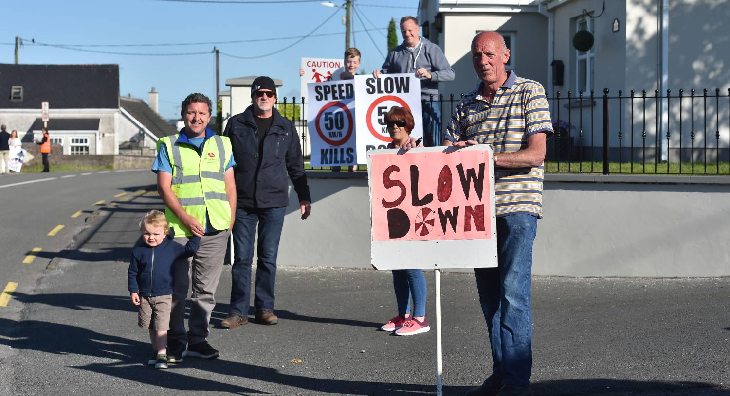 Cork residents plead for road safety measures 'before lives are lost'