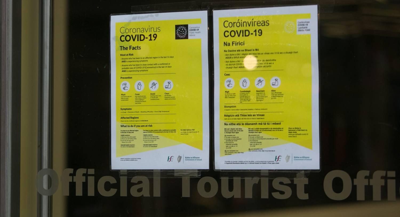 Coronavirus: Irish people moving from 'sensible to hysterical'