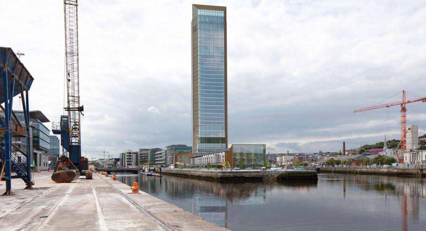 34 Storey Hotel In Cork Docklands Would Have Adverse Impact On Existing Businesses