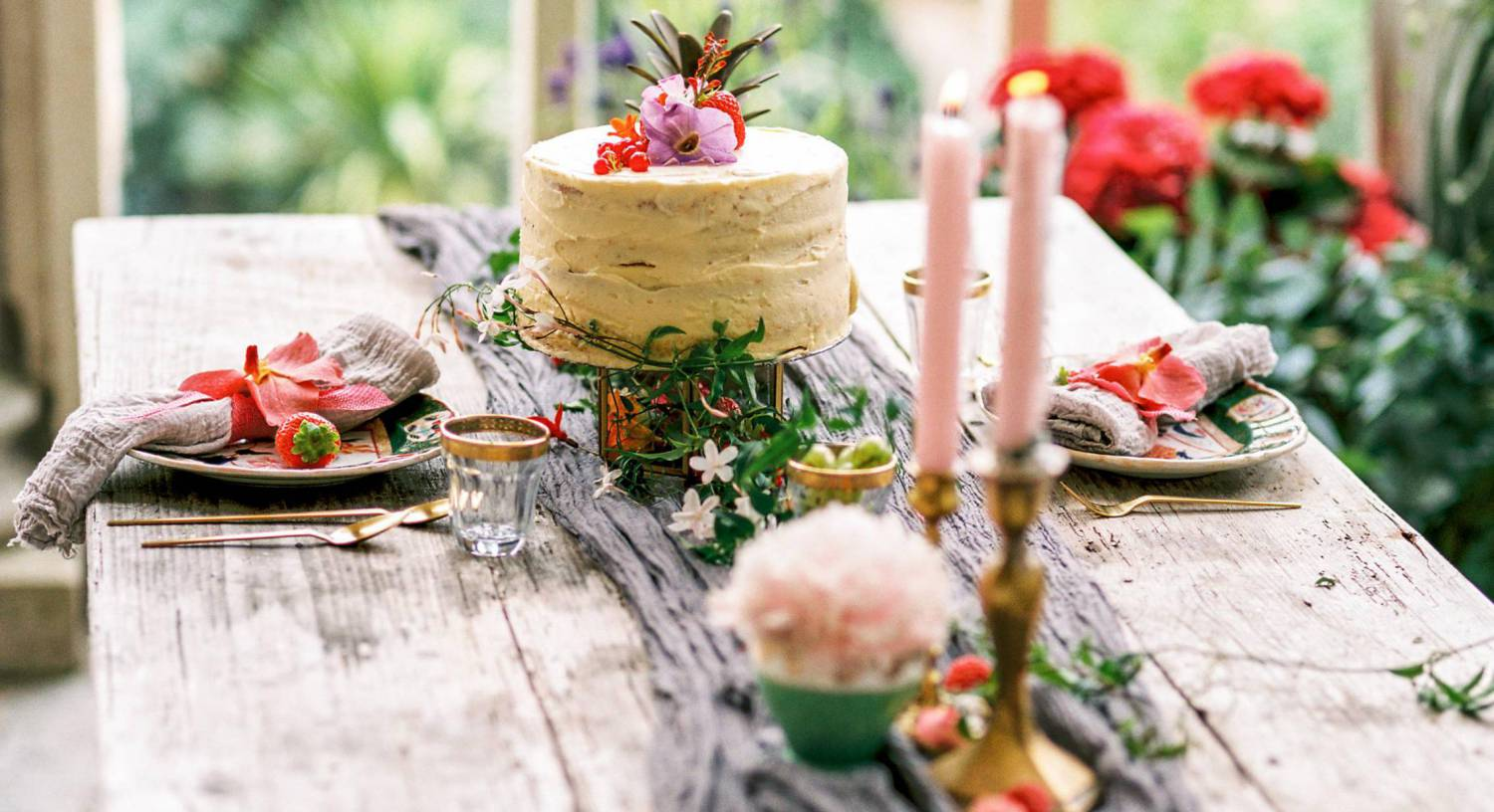 Are small scale celebrations the future of weddings?