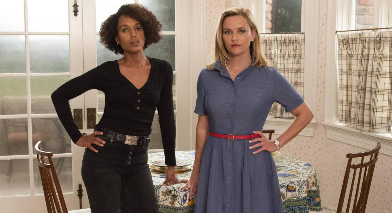 Reese Witherspoon on Little Fires Everywhere and women's power partnerships