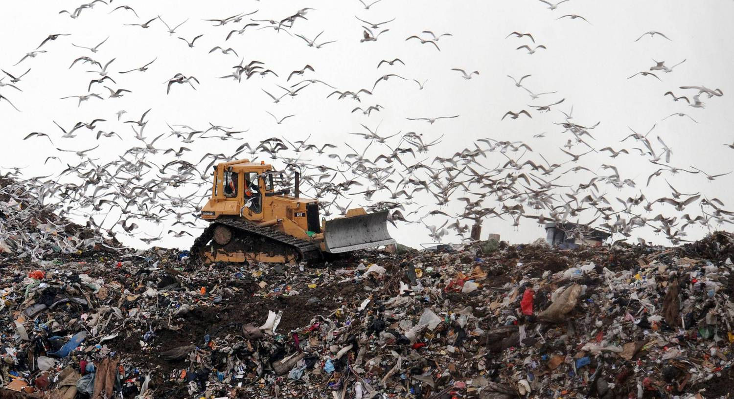 Jacob Duer:The coronavirus has brought with it a pandemic of plastic