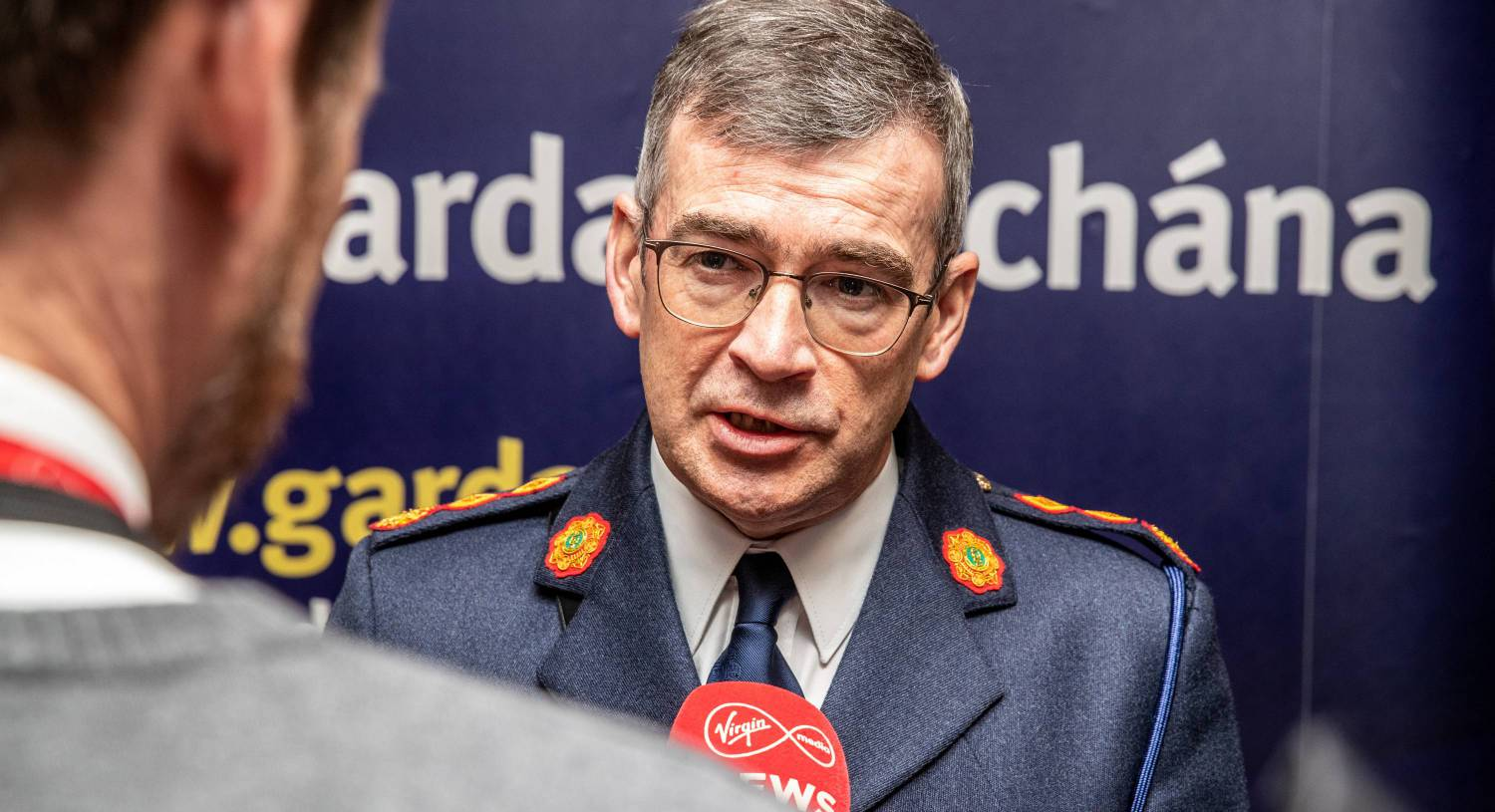 New garda posts set for US and Colombia to fight                 organised crime