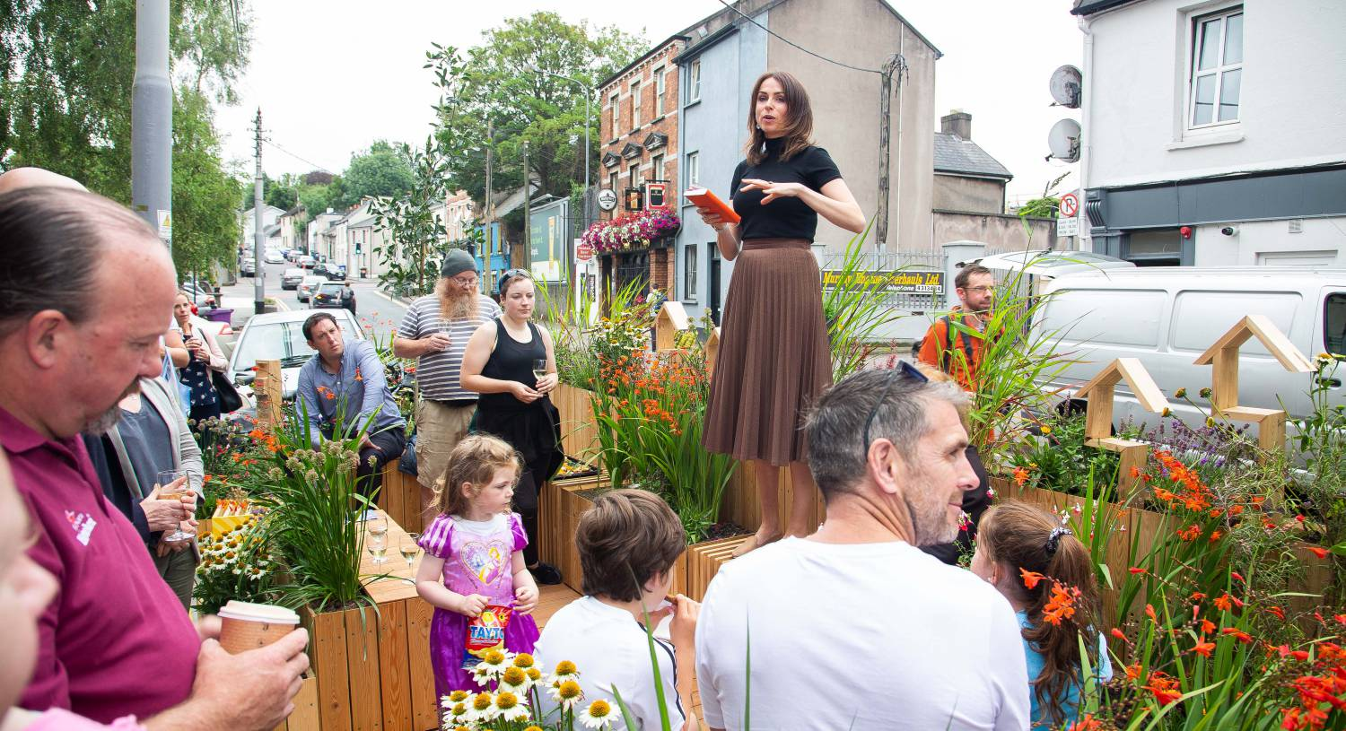 Putting liveable into Cork city for life as a green world leader