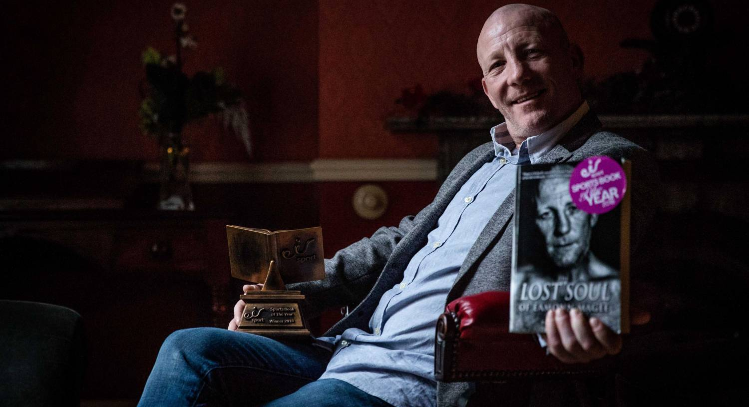 Eamonn Magee: The boxer whose most fearsome fights were outside the ring