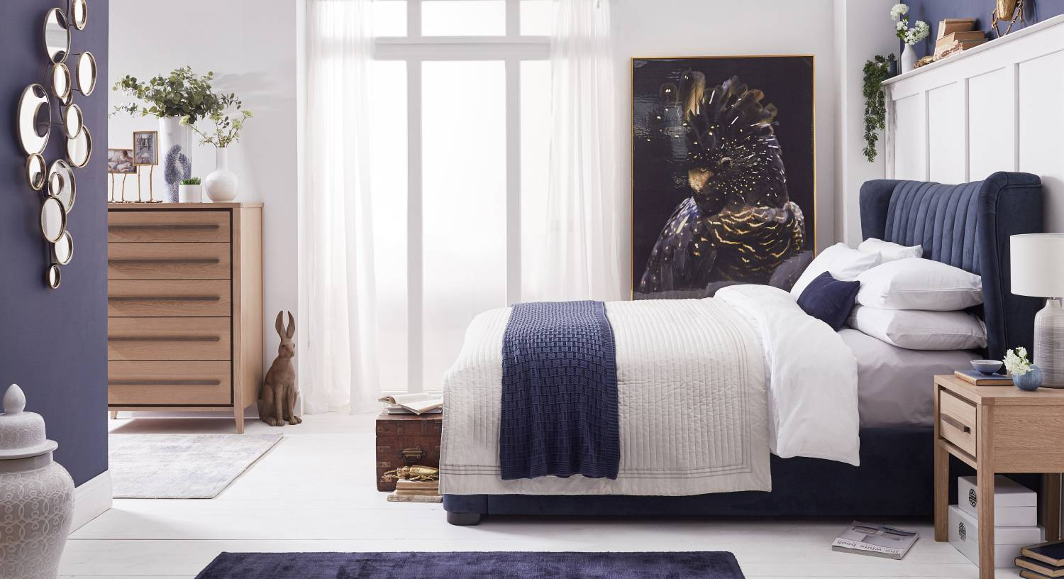 Bedroom bliss: Here's how to create a bedroom haven