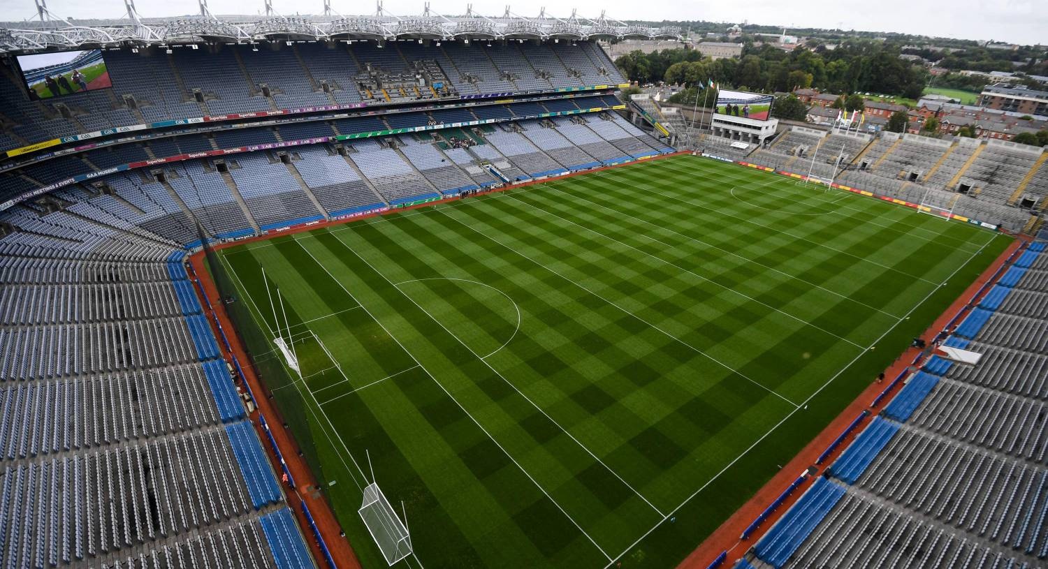 All-Ireland finals fixed for December as GAA fixture plan revealed