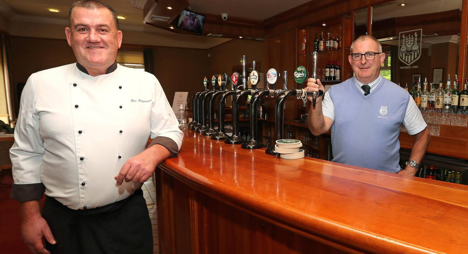 Timesheets fill up as golf clubhouses reopen