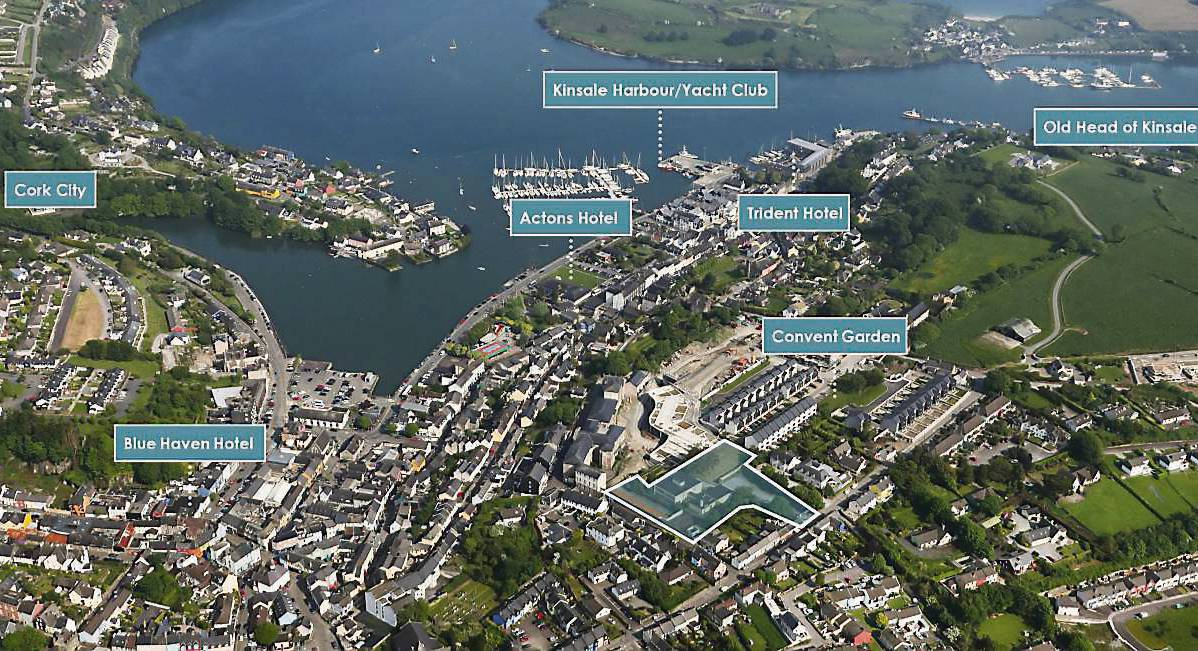 How land prices size up: Kinsale factor to the fore