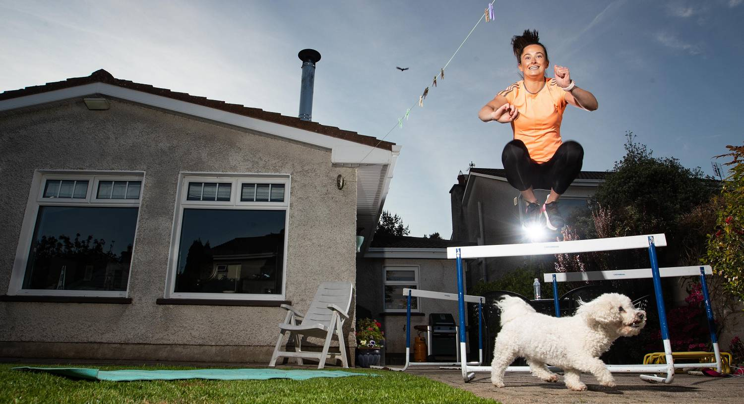 Small steps gearing Ciara Neville up for giant leap towards normality