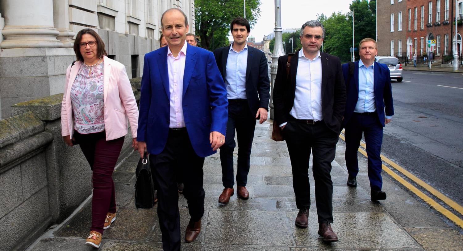 Green Party wins concessions as Government talks set to conclude