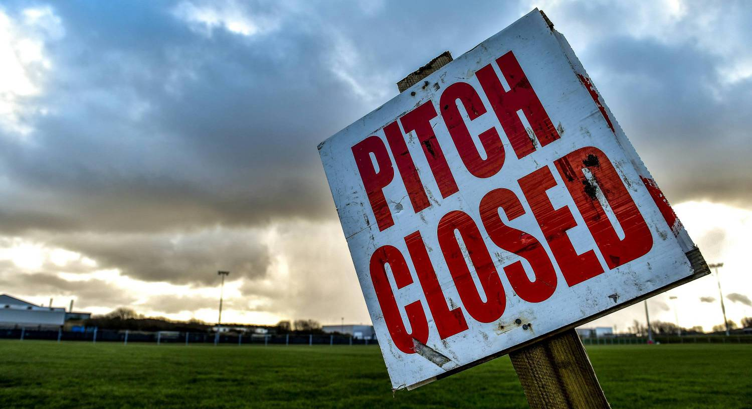Pitch closures deepen the urban-rural divide