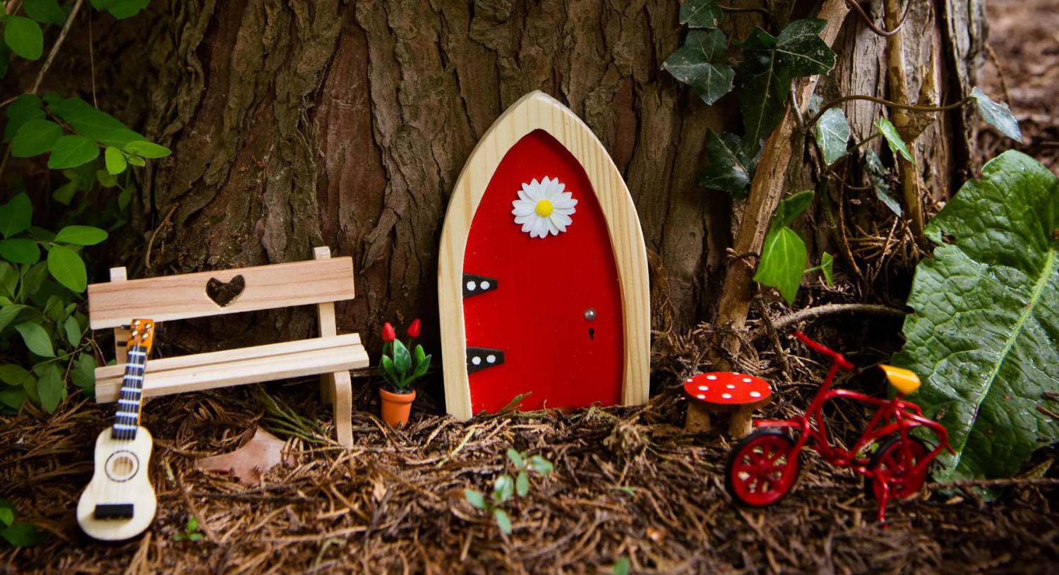 First rule of fairy gardens? There are no rules