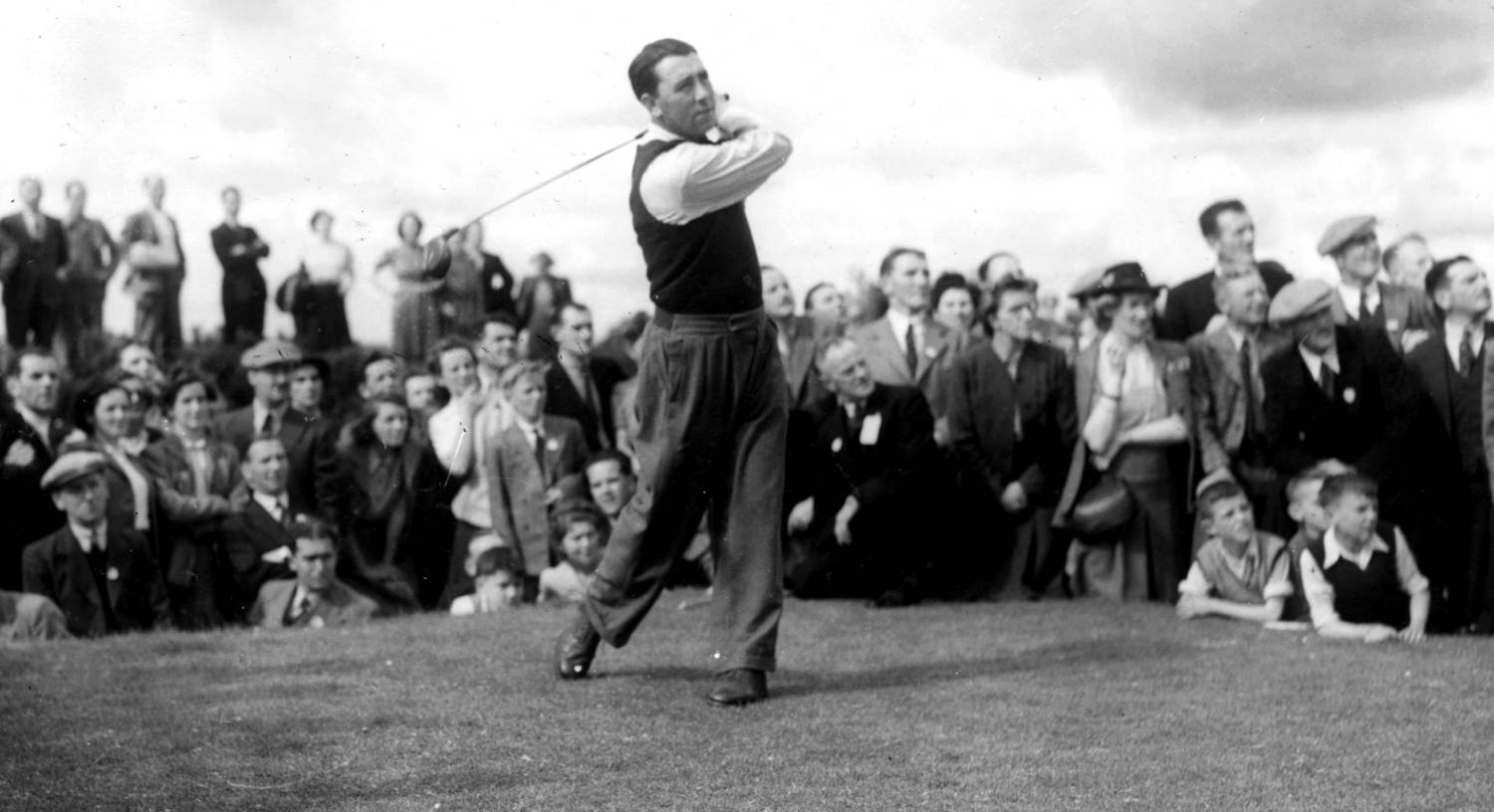 When Harry Bradshaw was undone by Lady Luck and the brilliance of Bobby Locke