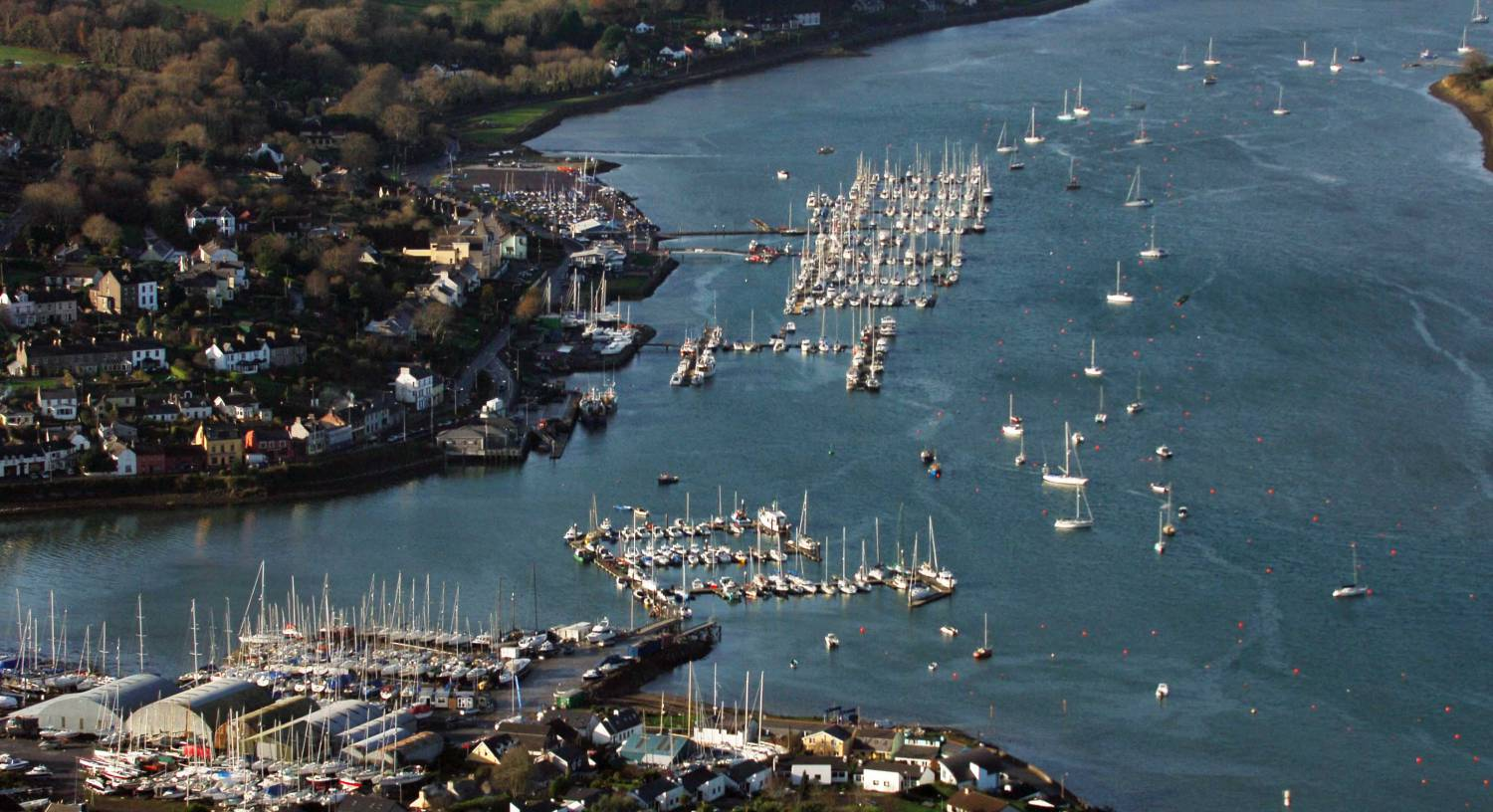 Crosshaven's RCYC 1720 sailing celebration left up the creek, but Brightwater still has wind in its sales