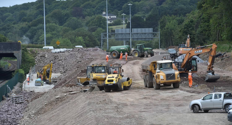 Dunkettle interchange upgrade due to begin in Autumn